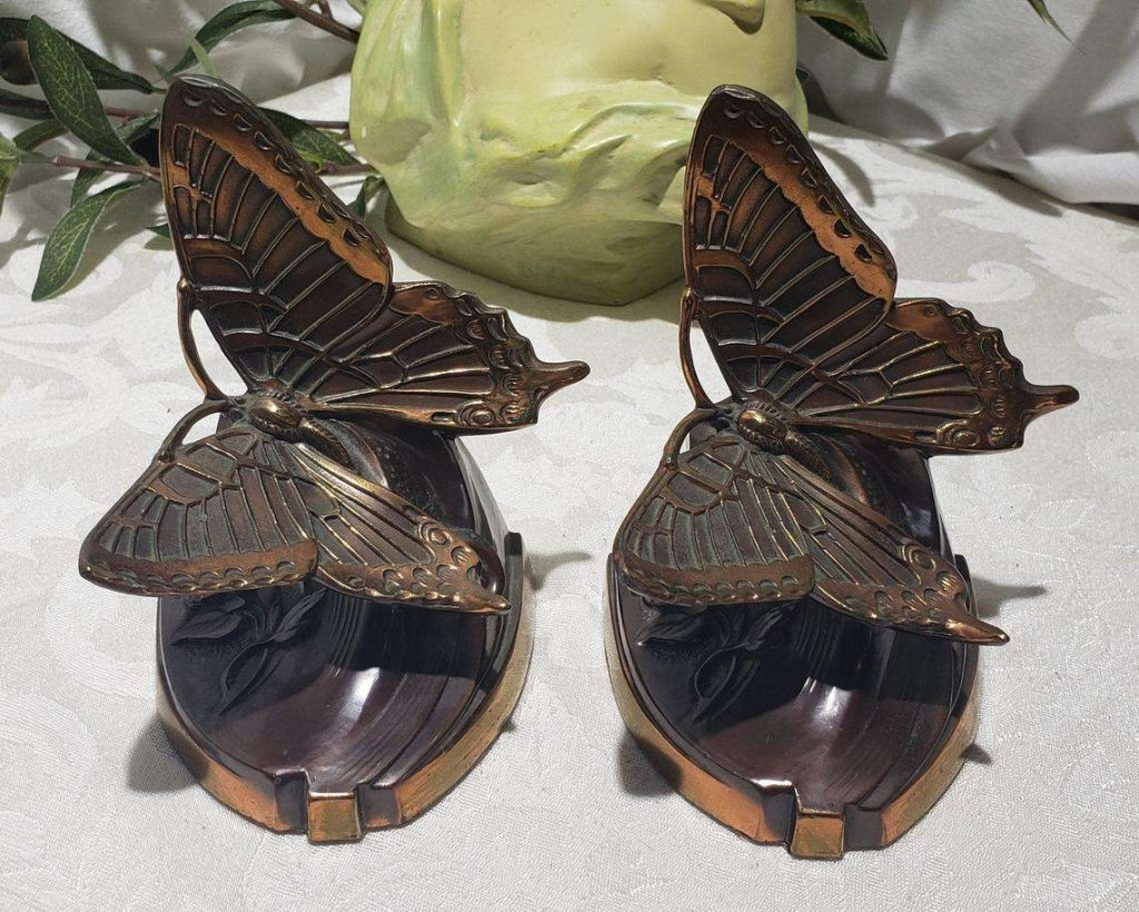 antique bookends gift