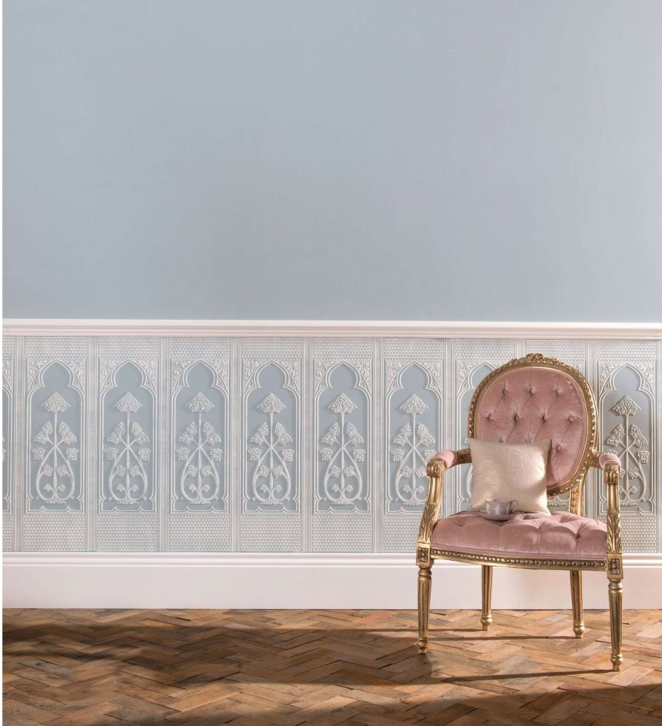 washable victorian wall coverings